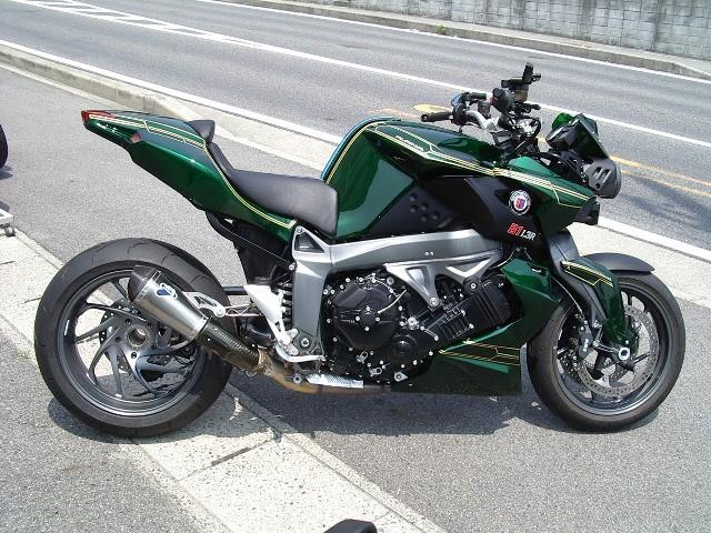 Bmw K1300r カスタム プレジャー バイクブロス