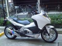 ホンダ インテグラ バイク