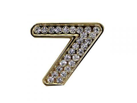 MADMAX鑽石品質會徽顏色:金色規格:字符:7