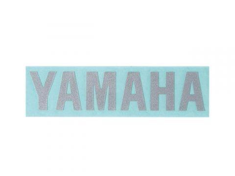 Y'S GEAR YAMAHAエンブレムセット カラー:シルバー サイズ:S