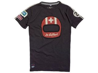 14326:SIFFERT 917 T-SHIRT(カーボン)