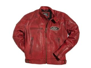 14330:MOTORCYCLE LEATHER JACKET
