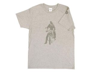 14363:『Original Graphic』 T-SHIRT(グレイ)