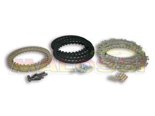 129593:DISK SET for ORIGINAL CLUTCH YAMAHA T MAX 500