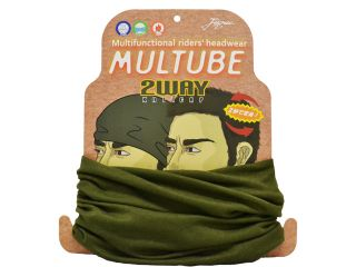 132277:MULTUBE 2WAY KNIT CAP