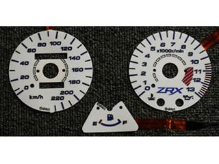 140671:EL METER PANEL for SPORTS BIKES A.C style