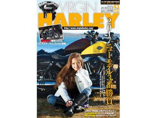 178605:VIRGIN HARLEY vol.43(2017年2月14日発売)