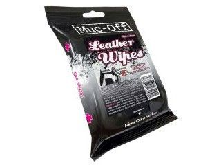 26407:Leather Wipes Pack of 15 - レザーワイプ