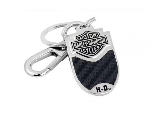 男爵HDKCF363-K高清鑰匙扣(哈雷戴維森鑰匙扣)