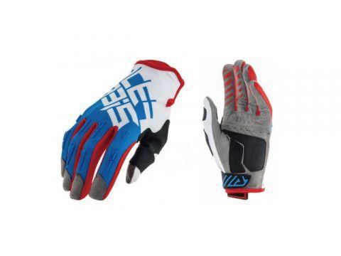 ACERBIS AC-21631 MX-X2手套(紅色/藍色)尺寸:XXL(美國尺寸)