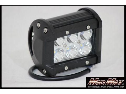 瘋狂最大LED燈條連續6工作光防水18W 12V-24V組合工作光