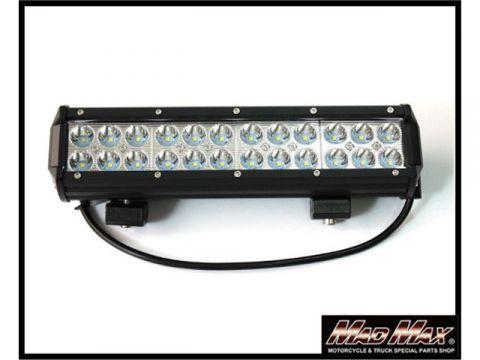 Mad Max LED light bar 24 stations Work Light Waterproof 72W 12V-24V combined working light