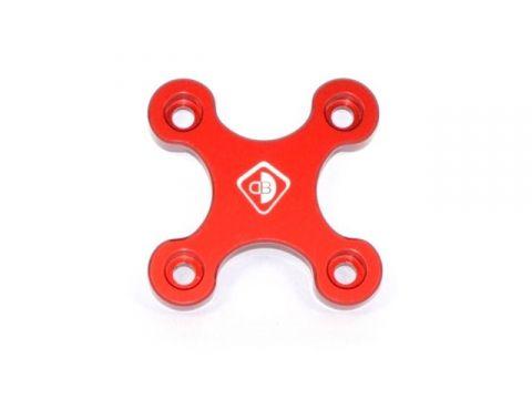 杜卡自行車電線桿內壓盤顏色用於離合器:紅色