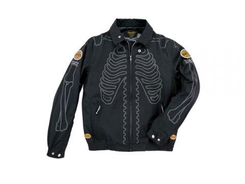 二月廠商庫存規模的貝茨2018春夏型號BJ-C1815ALD棉外套(黑色)結束:XXL