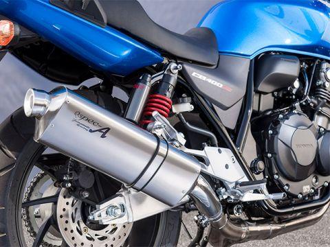 山本賽車18〜CB400SF SPEC-A SLIP-ON TYPE-S
