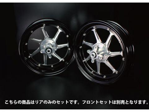 ģ工艺类型d12英寸轮组后(黑色/银色)