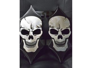 40984:Skull Floor Board set