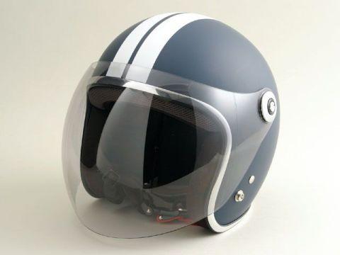 BikeBros BH-2001泡沫屏蔽小型喷气GT颜色:亚光海军GT大小:小于L / 59-60cm