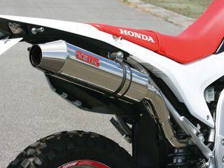 "K2-TEC CRF250L K-污垢""凱土""滑式消聲器規格:包括motard類型:最低擋板"