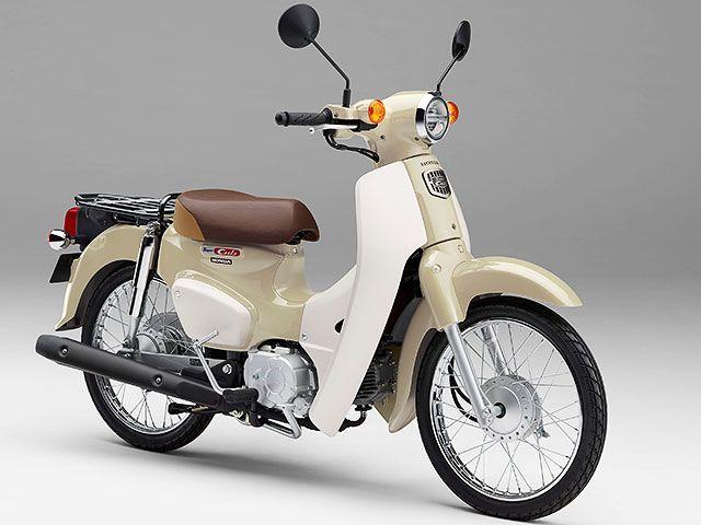 女性や大学生にも乗りやすい!おすすめの原付バイクをご紹介! 