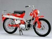 ホンダ HUNTER Cub CT200|ハンターカブCT200のバイク買取上限価格