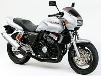 CB400 SUPER FOUR VERSION R|CB400スーパーフォア バージョンR(CB400SF)