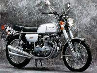 DREAM CB350 FOUR