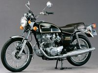 DREAM CB500T|ドリームCB500T