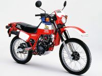 XL125R Paris Dakar|XL125Rパリダカール