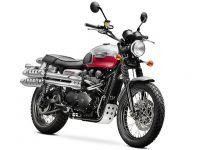 トライアンフ スクランブラーのバイク買取上限価格