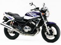 スズキ GSX250FXのバイク買取上限価格