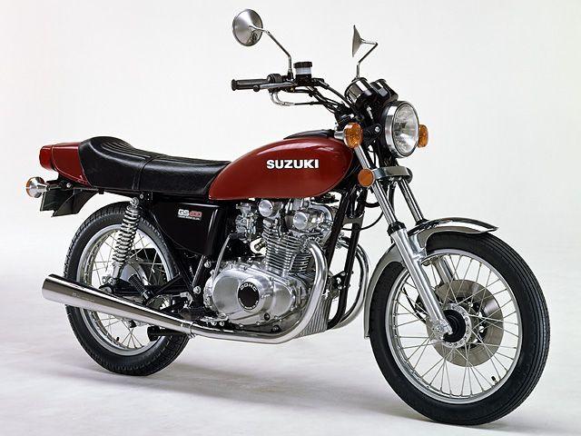 Suzuki Gs E Exhaust