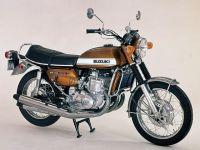 スズキ GT750のバイク買取上限価格