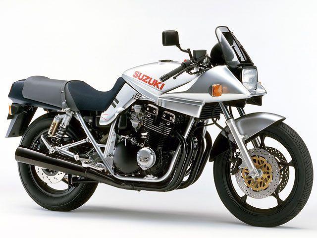 スズキ Gsx1100s刀のカタログ バイクのことならバイクブロス