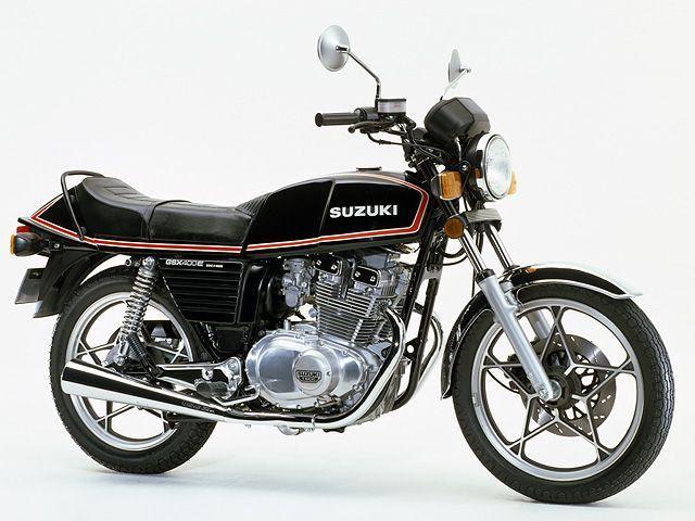 スズキ GSX400Eのスペック-バイクのことならバイクブロス