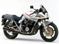 スズキ GSX1100S刀のバイク買取上限価格