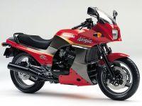 �J���T�L GPZ900R�̃o�C�N���������i