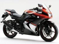 カワサキ Ninja 250R|ニンジャ250Rのバイク買取上限価格