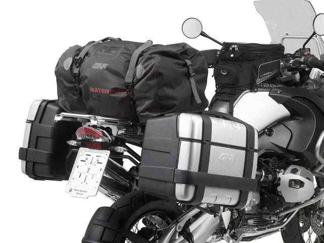 2491c41fbe 遠くへ行きたい」長旅おまかせ!大きめバッグ バイクブロス通販部 ...