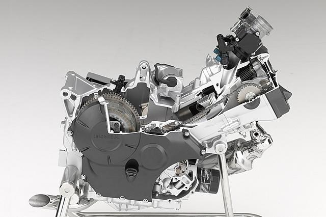 【ホンダ】 700cc新開発エンジンと新型トランスミッションを発表 バイクブロス・マガジンズ