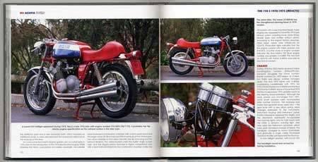 The Book of the Classic MV Agusta Fou