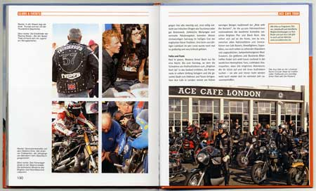 Cafe Racer Speed and Bikes and Rock'n Roll