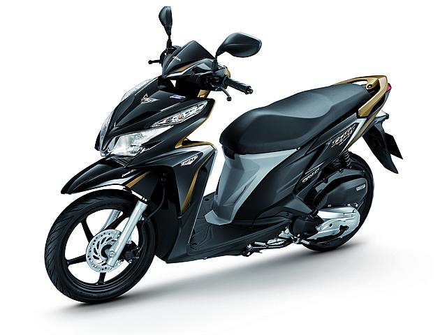 【ホンダ】 次世代125ccスクーターエンジン搭載車をタイで発売  バイクブロス・マガジンズ