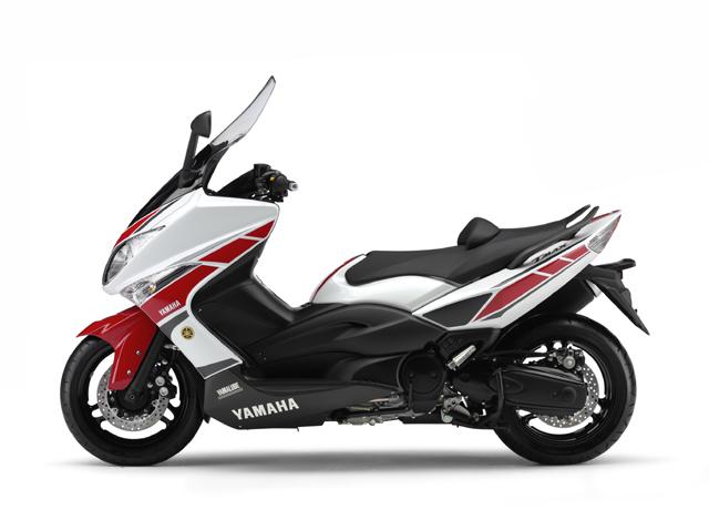 XP500 TMAX WGP50th Anniversary Edition