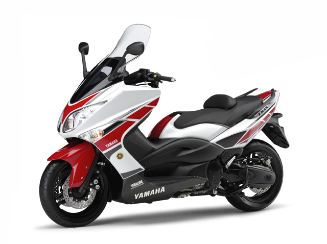 XP500 TMAX WGP50th Anniversary Edition