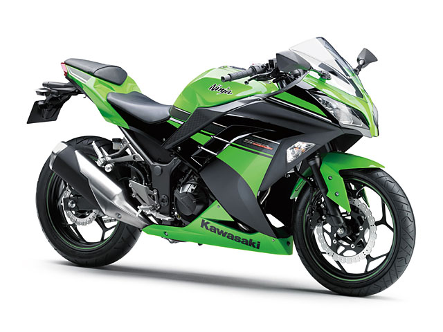 Ninja 250 Special Edition ライムグリーン×エボニー