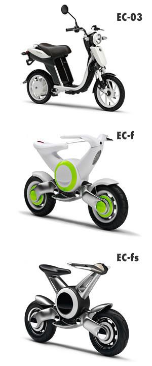 ヤマハ電動バイク