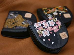花山コインケース「七宝」