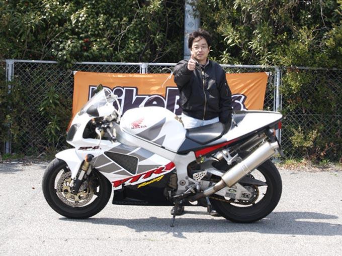 ホンダ Vtr1000sp-2ユーザー紹介 バイクブロス
