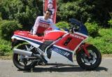 ホンダ VF1000R